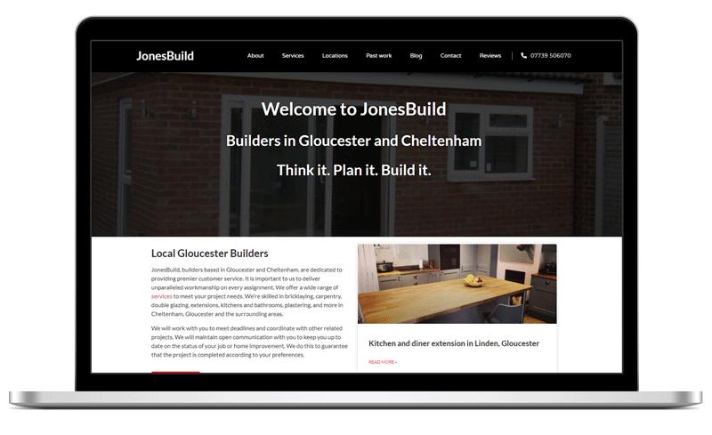 JonesBuild, Gloucester Builders
