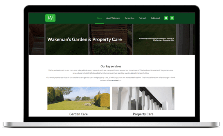 Wakemans Garden & Property Maintenance