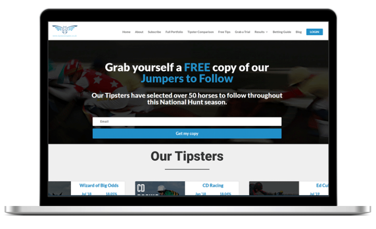 Tipsters Empire, Professional Horse Racing Tipsters
